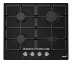 Cooking surface of 6720/17 (Black Enamelled)