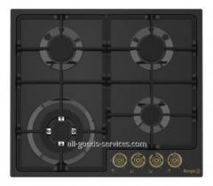 Cooking surface of 6741/17 (Antrasit Rustik)