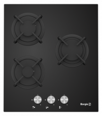 Cooking surface of 4110/03 (Black Glass)
