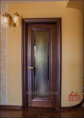 Двері дерев`яні