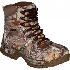 Boots for hunting and fishing of Game Winner® Men's All-Camo Hiker 2 BX Hunting Boots