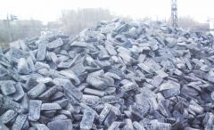 Cast iron foundry reefficient l1-l6 in chushka