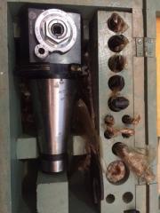 Расточная оправка с мекрометрической подачей резца