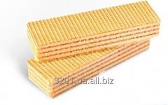 Wafers with aroma of a lemon - Weighted wafers