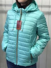 Spring women's jacket, D2 model, color min