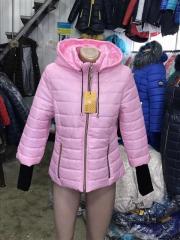 Куртка женская весенняя, модель Довяз, цвет розовый