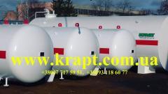 Ёмкость для газа 3 куб.м