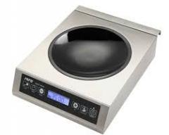 Плита индукционная WOK + сковорода SARO Louisa