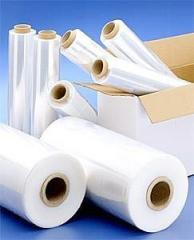 Stretch film for machine packing 20, 23, 30...
