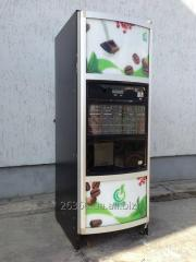 Vending machines of hot Bianchi Lei drinks 700 DMs