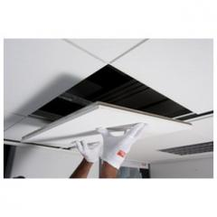 Acoustic suspended ceiling AMF