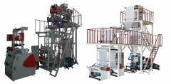 Extruder for production of RR