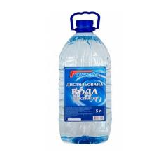 Вода дистилированная ( 5л )