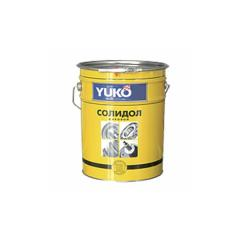 Смазка Солидол Ж (17,5 кг) (YUKOIL)