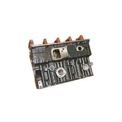 Блок цилиндров Д-245.7Е2, 7Е3, 7Е4 ГАЗ-3308, 33081, 3309 (пр-во ММЗ)