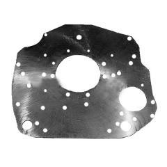 Лист двиг. задний (плита) Д-245, Д-245.12С ЗИЛ-130, 5301 (пр-во ММЗ)
