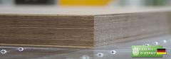 Plastics laminar electrotechnical sheet