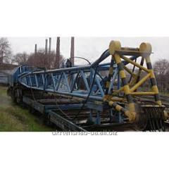 Railway EDK 500 crane (EDK 500)