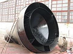 Циклоны пылевые для металлургической и химической