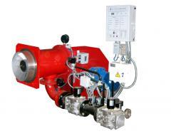 Горелки газовые блочные ГГС-Б-2, 8 МВт