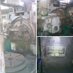 5E32 - the machine zubofrezerny vertical
