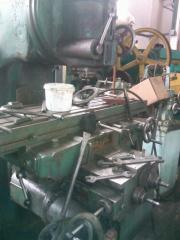 6n13p - the machine konsolno milling vertical