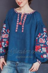 Female shirt vyshivkanka