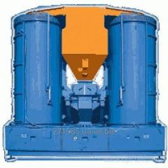 Spare parts to a separator to grain BTsS-25,