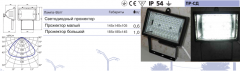 Светодиодный прожектор 25Вт LED