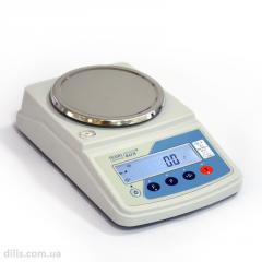 Весы лабораторные электронные ТВЕ-2,1-0,01