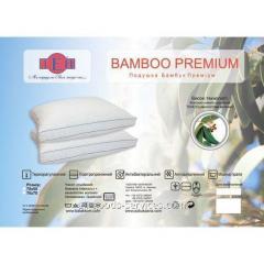 "La almohada ""TEP"" BAMBOO PREMIUM"
