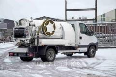 The Kanalopromyvochny car 140 bar - 60l/m Smart