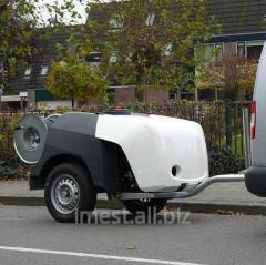 Kanalopromyvochny SmartTrailer car of 150 bars 50
