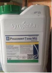 Fungicide Ridomil Gold MTs 68 WG