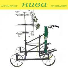 Ручная рассадопосадочная машина РРМ-1 Роста