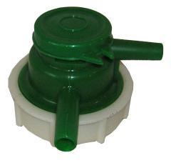 Pulsator for the milking machine