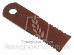 Straw cutter knife (s_chkarn і) AGV (gear) mobile