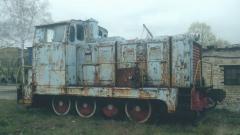 Тепловоз ТГМ-23