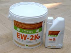 """Паркетный клей Ecowood (Эковуд) """"EW-2K"""""""