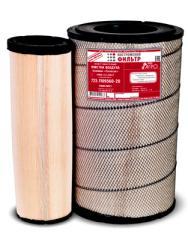 725-1109560 Элемент фильтра воздушного КамАЗ