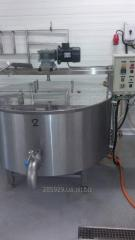 Cheese dairy 40,60,100,200,300,500,1000 + liters