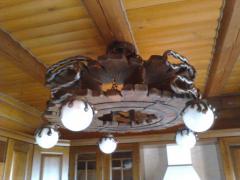 Декоративные светильники под заказ