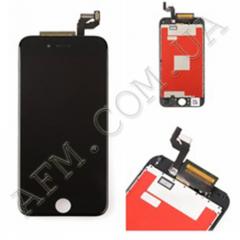 Дисплей (LCD) iPhone 6S с сенсором черный