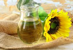 原油葵花籽油