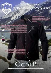 Fleece jacket Windblock 503 Sport