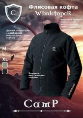 Fleece jacket Windstoper