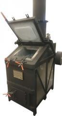 Utilizer of medical waste UT100
