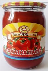 Томатна паста  530г. 25% ДСТУ