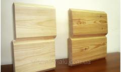 Falsh a bar pine for an internal and external