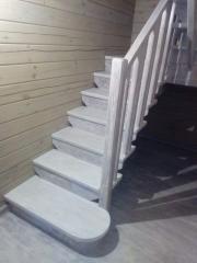 Лестница междуэтажная в дом
